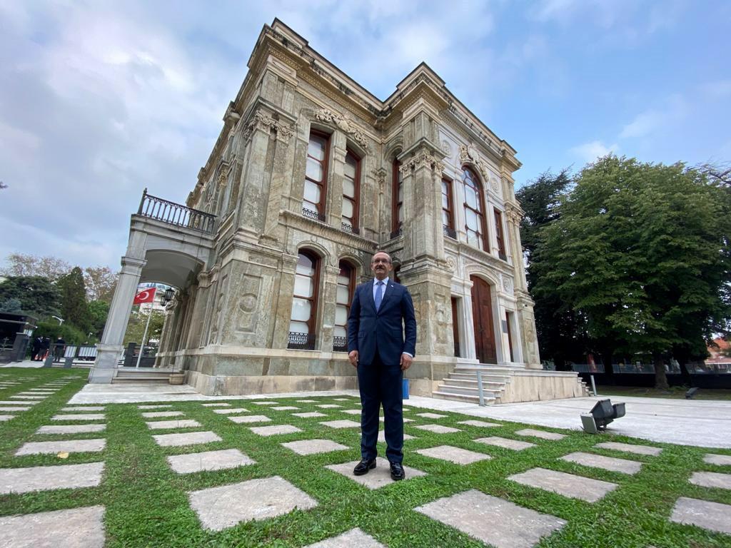 Vali Yavuz, Müzeleri Ziyaret Etti