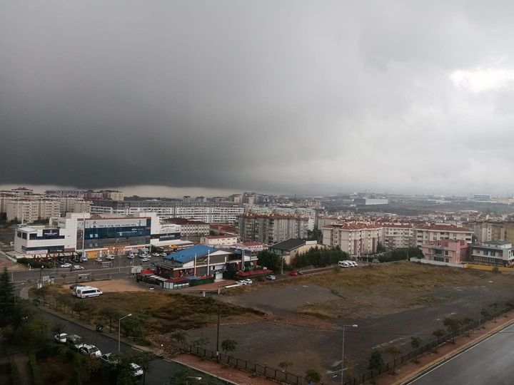 Valilik'ten kuvvetli sağanak yağış uyarısı!