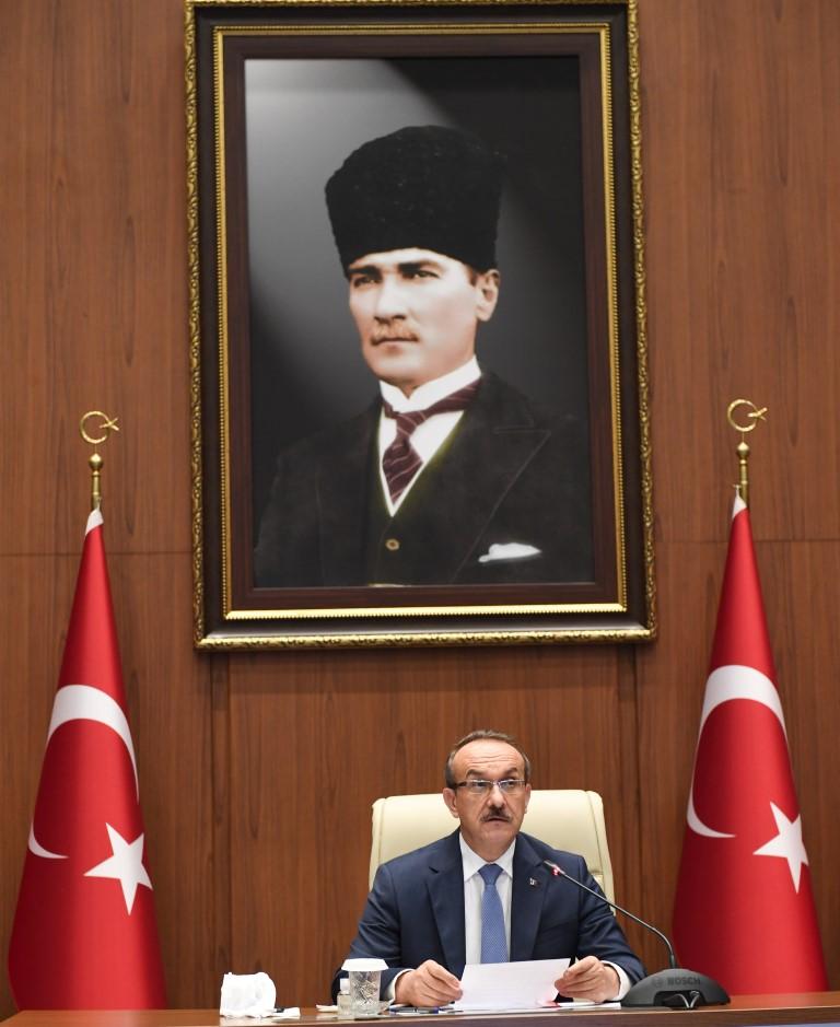 """Vali Yavuz: """" Atatürk, Milletlerarası bir liderdir!"""""""