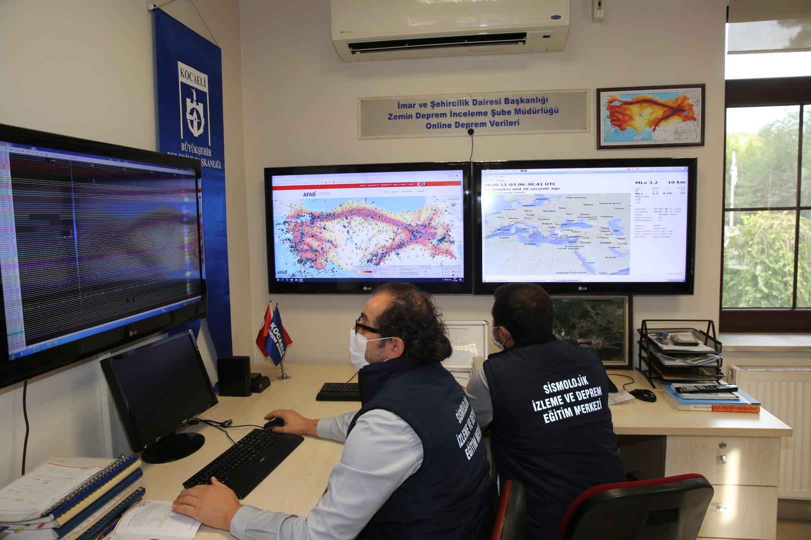 Deprem gerçeği hususunda, Büyükşehir- AFAD-GTÜ İşbirliği