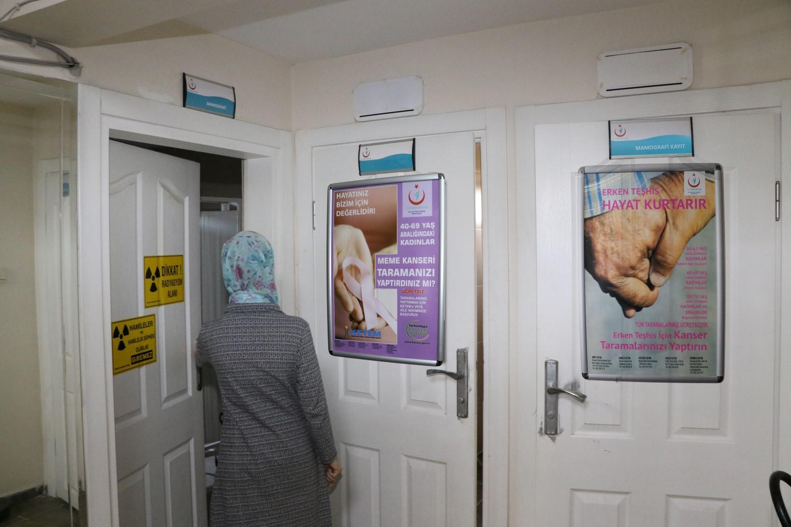 Kocaeli'de kadınlara ücretsiz kanser taraması