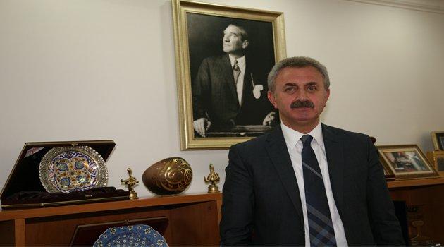 """Çiler: """"Büyük Önder Gazi Mustafa Kemal ATATÜRK'ü bir kez daha saygıyla anıyoruz!"""""""