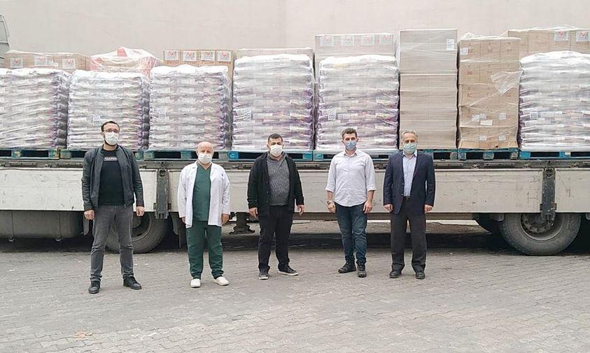Henkel'den Farabiye ürün desteği