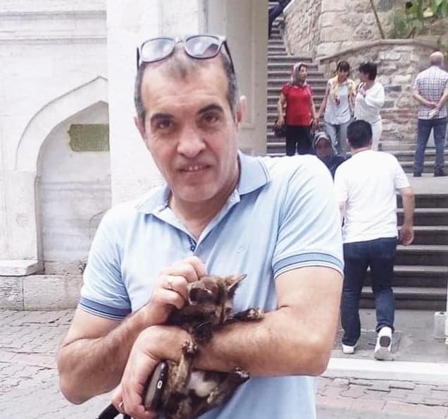Taksici İsmet'in Büyük oğlu kalp krizinden vefat etti