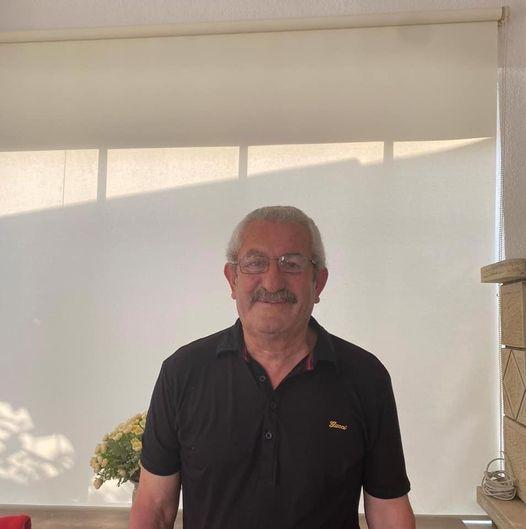Mehmet Emin Başkan iyileşti