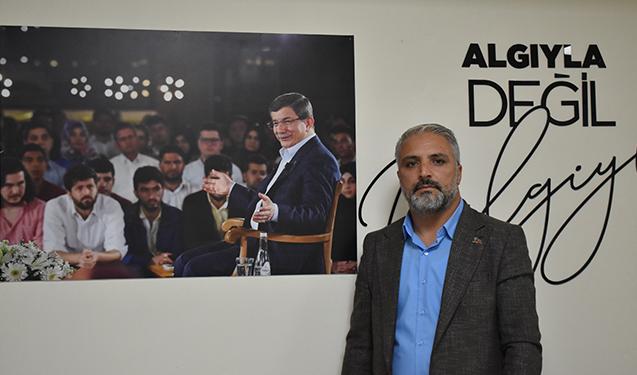 """Osmanoğlu, """"Bu Kentin Önceliği Galericiler Sitesi Değil Depremdir"""""""