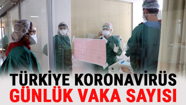 İşte Türkiye'nin bugünkü korona tablosu!