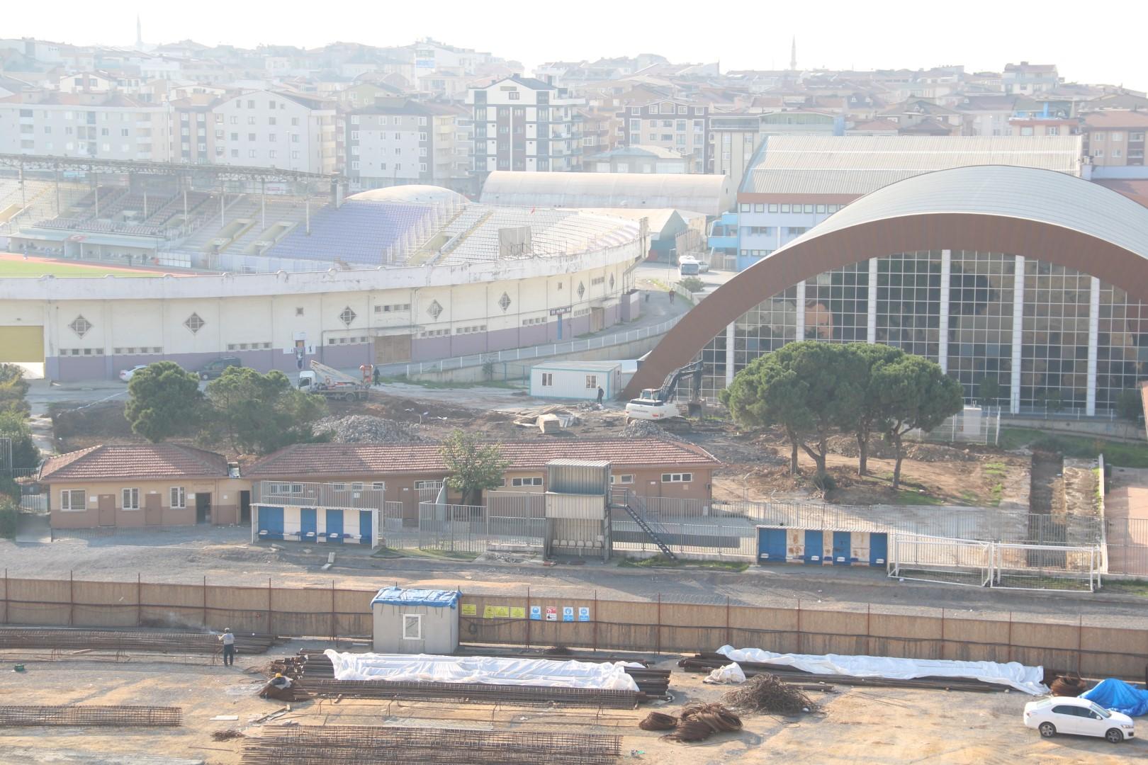Gebze'ye yeni futbol sahası