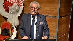 Mehmet Emin Başkan hastaneye kaldırıldı