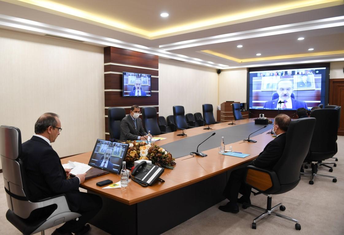 2021 Yılının İlk İl Koordinasyon Toplantısı Gerçekleştirildi