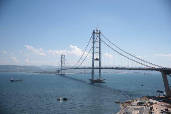 Osmangazi Köprüsü'ne yüzde 25 geçiş zammı geldi!