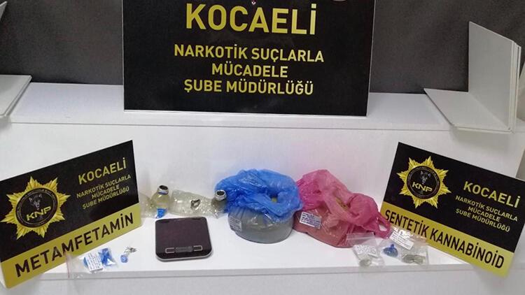 Kocaeli'de uyuşturucuya geçit yok: 58 olayda toplam 105 şahıs yakalandı, 13'ü Tutuklandı
