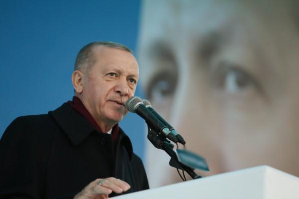 Erdoğan, İstanbul Fırkateyni'nin Denize İniş törenine ve Pakistan MİLGEM Korvet Projesi 3. Gemi'nin ilk kaynak törenine katıldı
