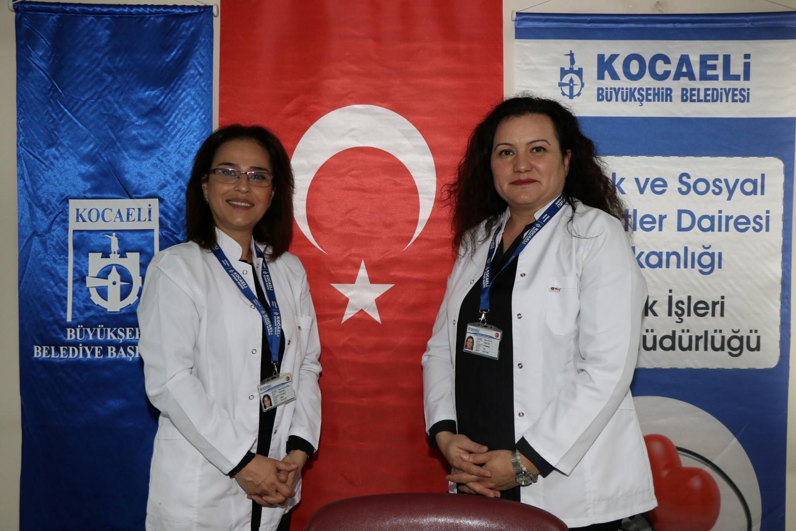 Büyükşehir'den kadınlara 'Kanser Erken Teşhis ve Tarama Eğitimi'
