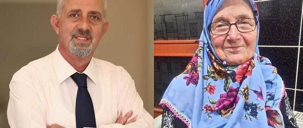 Gazeteci Ali Gündoğdu annesini kaybetti