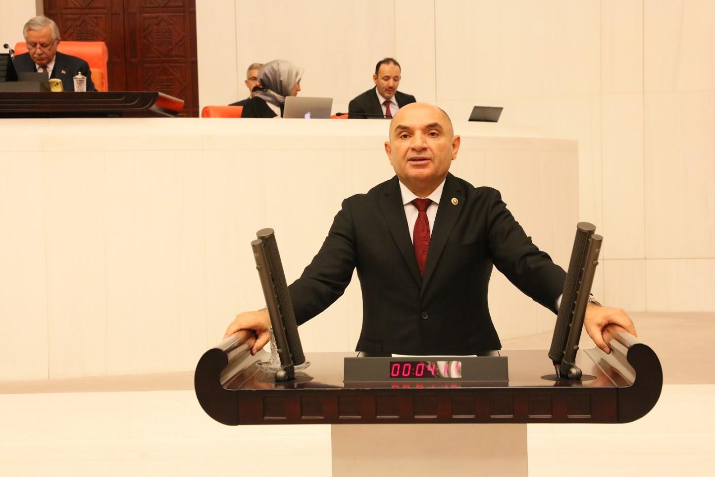 """CHP'li Tarhan: """" Dolandırıcılıklar karşısında geç kalmış bir kanun teklifi!"""