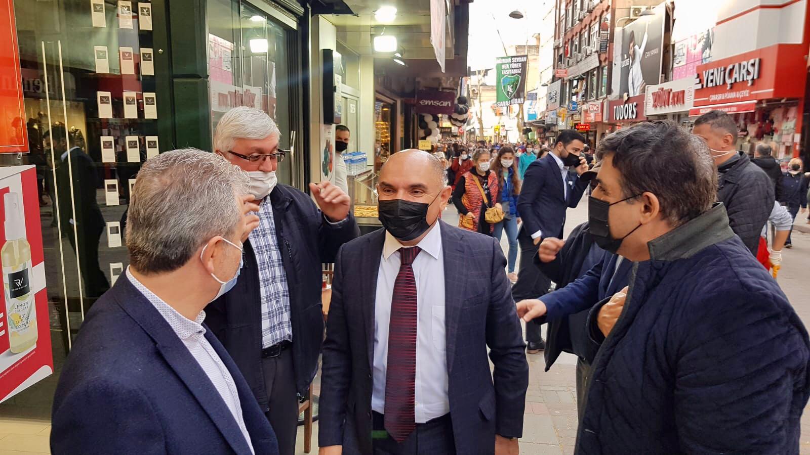 """CHP'li Tarhan: """" Mutfaklar yangın yeri, tencere kaynamıyor!"""""""