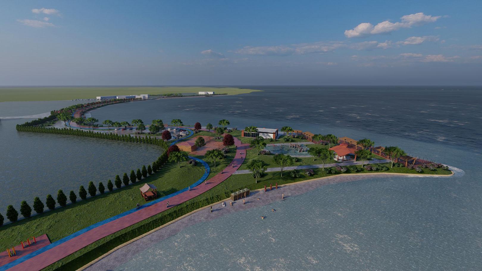 Bayramoğlu'na yeni sahil parkı müjdesi!