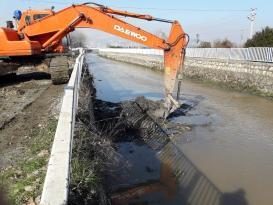 Kocaeli'de 2020 yılında 337 km dere temizlendi