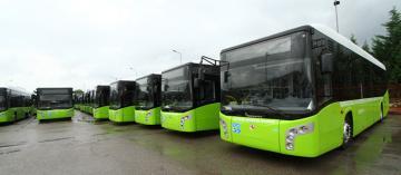 Büyükşehir otobüsleri pazar günü seferde