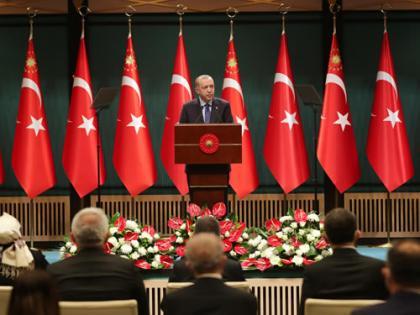 """Cumhurbaşkanı Erdoğan açıkladı: """"Bugün itibarıyla yeni kontrollü normalleşme sürecini başlatıyoruz"""""""
