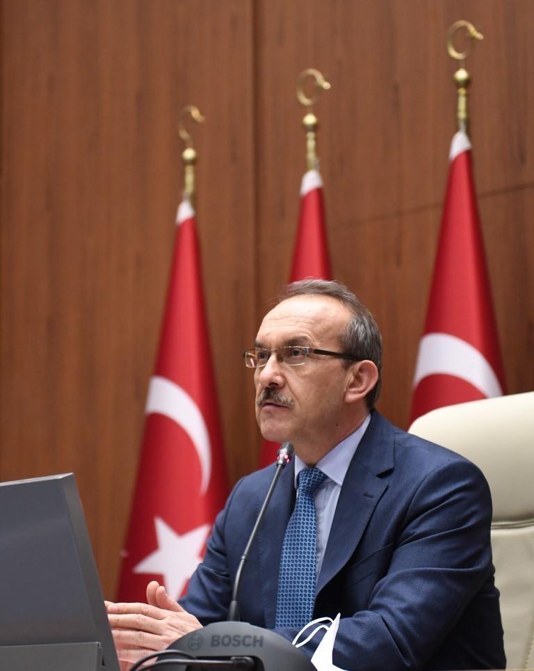 """Vali Seddar Yavuz: """" Türk kadını, aile birliğinin en önemli unsurudur!"""""""