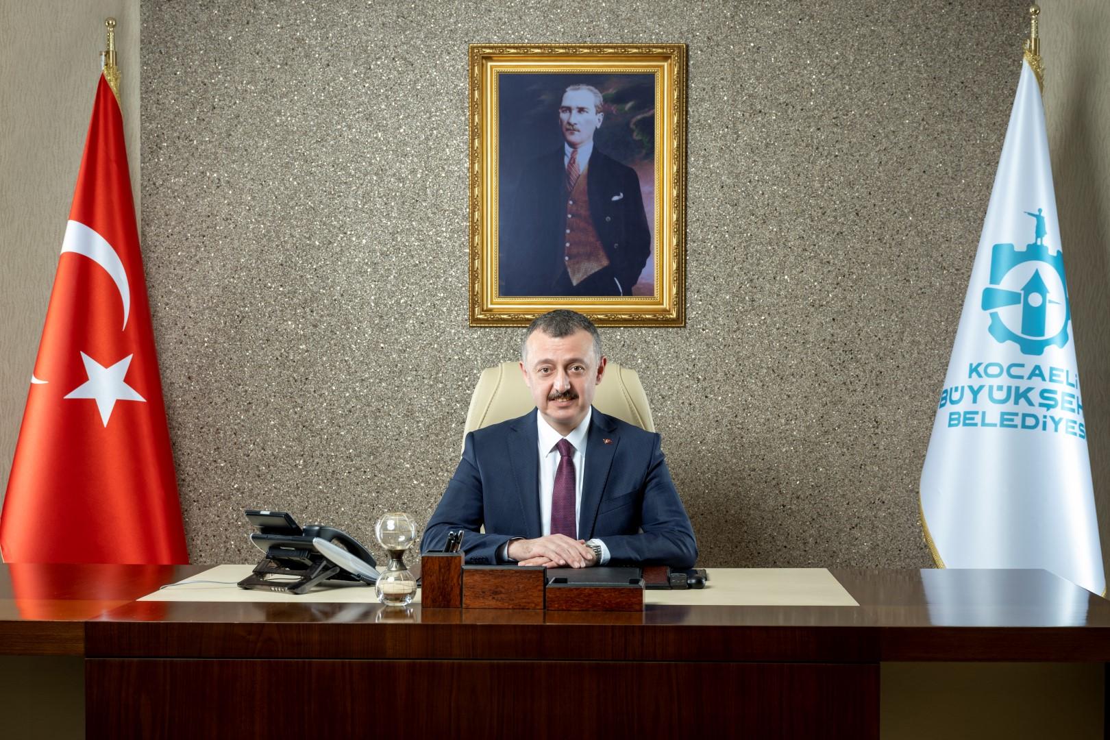 """Başkan: """"Bu yıl Gebze'ye 28,5 Milyon liralık altyapı yatırımı yapacağız!"""""""