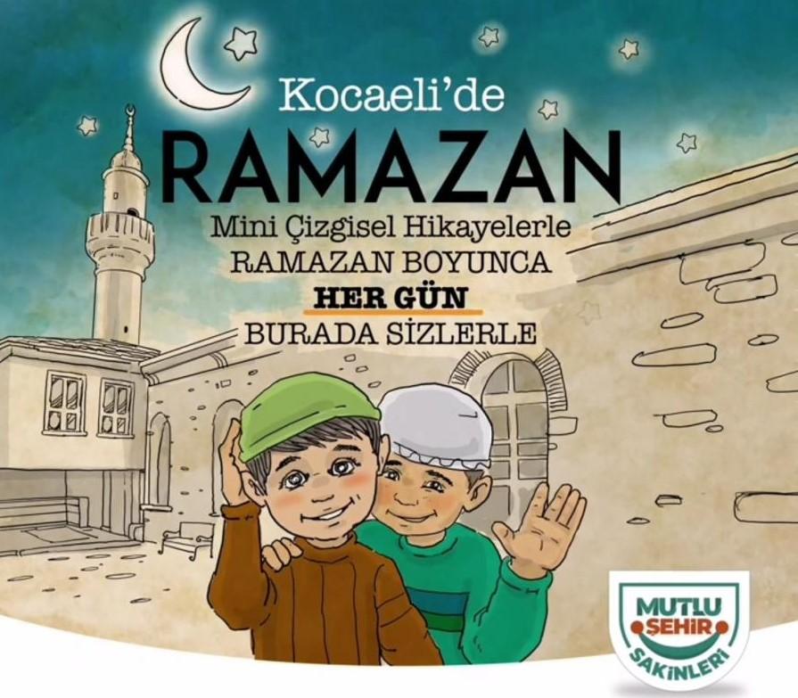"""""""O eski Ramazanlar"""" Büyükşehir'de"""