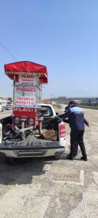 Gebze Belediyesi'nden seyyar satıcı açıklaması