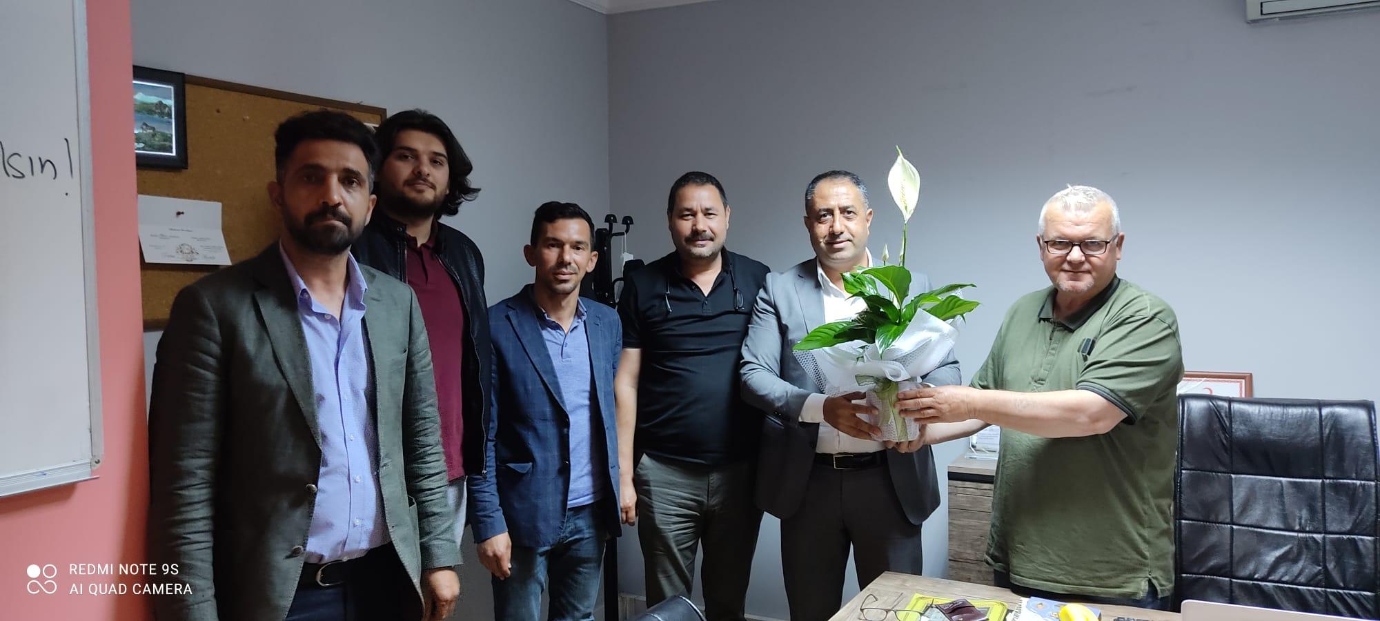 DEVA Gebze'den gazetemize ziyaret