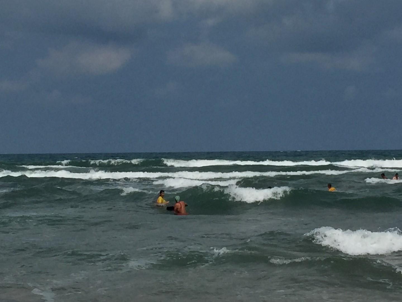 158 kişi boğulmaktan kurtarıldı