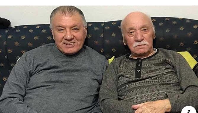 Gazeteci Cengiz Yücak babasını kaybetti