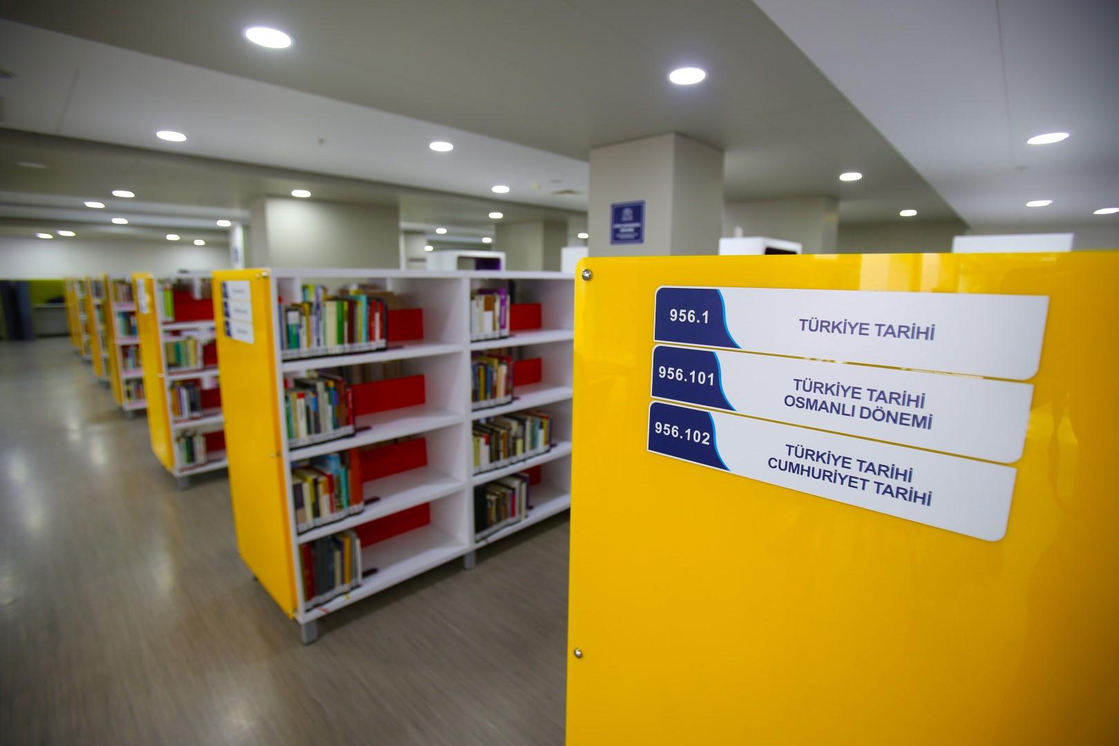 Gebzelileri kitap ile buluşturan Kütüphane: Ç.Mustafapaşa Kütüphanesi