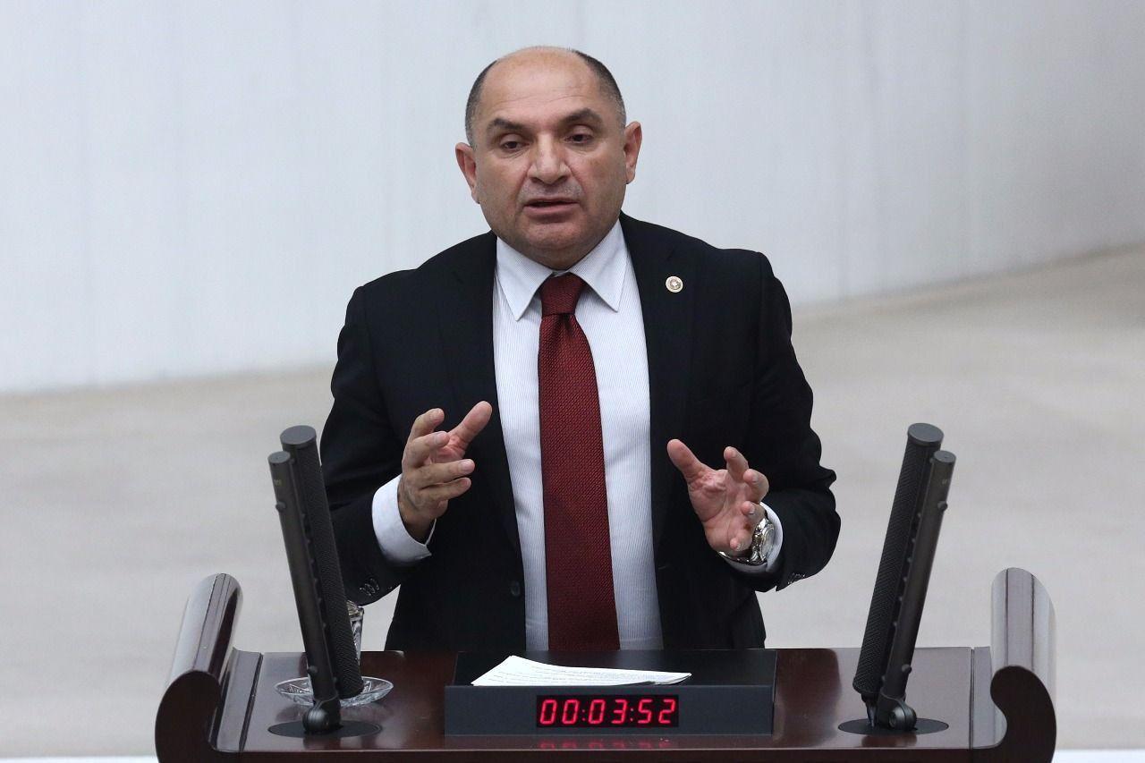 """CHP'li Tarhan sordu: """"Sınır Kapılarını TOBB mu Yönetiyor, Devlet mi?"""""""