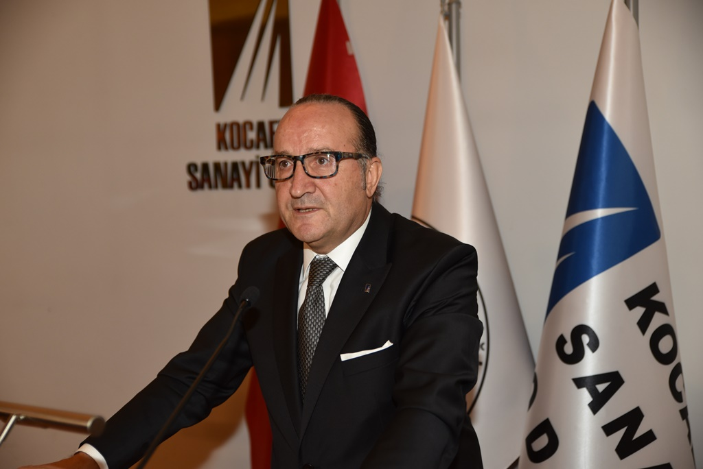 """Zeytinoğlu,""""Ekim ayında TÜFE aylık yüzde 2.13 artışla yıllık yüzde 11.89 olarak gerçekleşti!"""""""