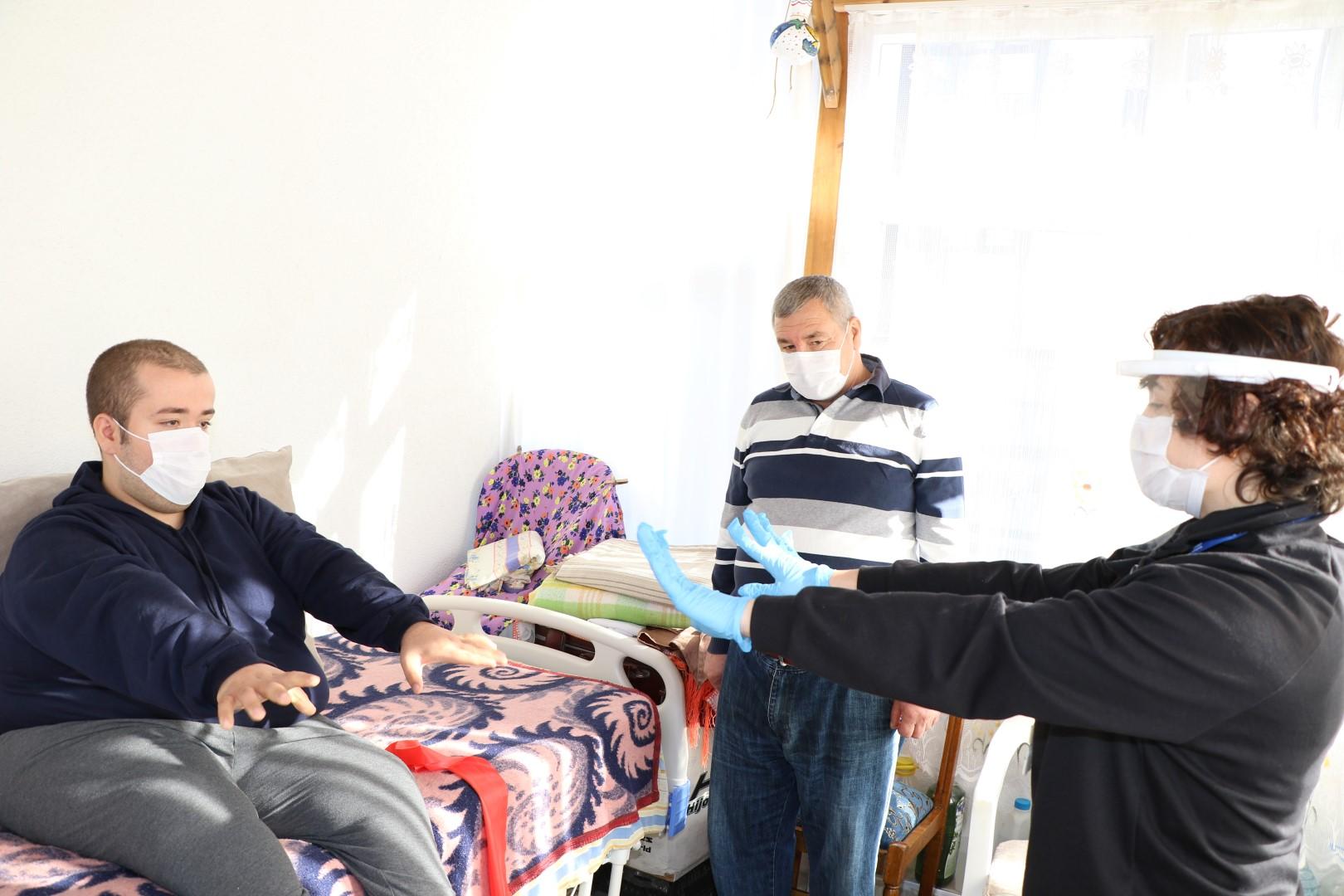 Kocaeli'de Hasta refakatçi eğitimleri devam ediyor