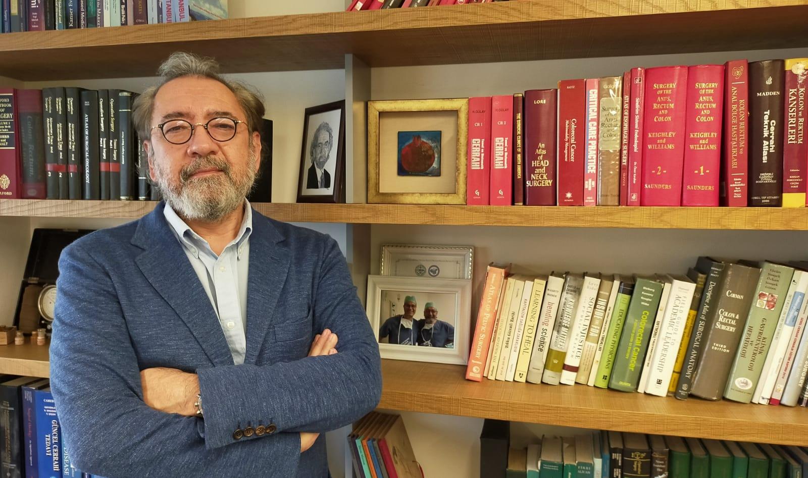 Türk Profesörün Çalışması Rektum Kanseri Hastalarına Umut Oldu (Özel Haber)