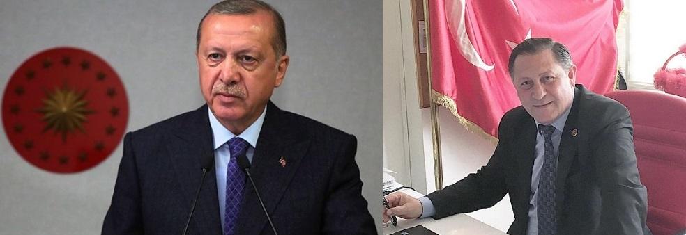 Bostan'dan Cumhurbaşkanı Erdoğan'a İvedi Gebze Kışlası Mektubu