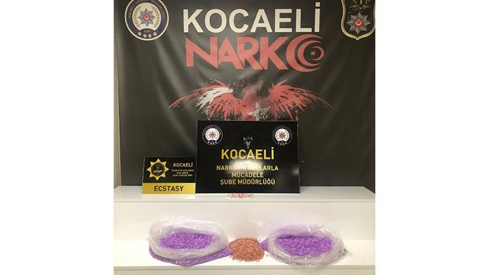 Kocaeli'de narkotik suça geçit yok!