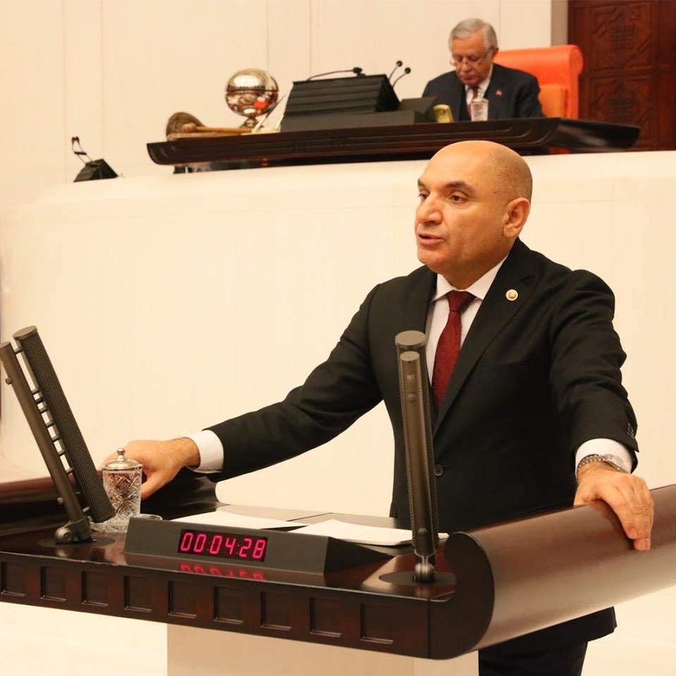 CHP'li Vekil Tarhan da Covid'e yakalandı