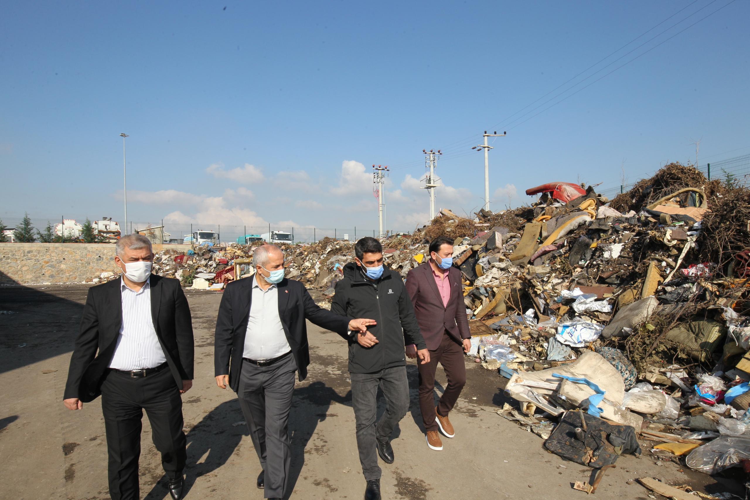 Gebze'nin Sıfır Atık'ta Kasım Karnesi
