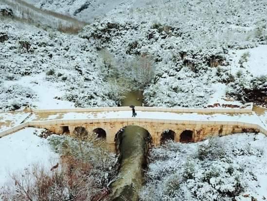 Taşköprü Bölgesi karlar altında, bir çok köyde elektrikler kesildi, SEDAŞ'a yoğun tepki var!