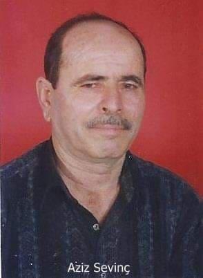 Gebze Eşrafından Abdulaziz Sevinç vefat etti