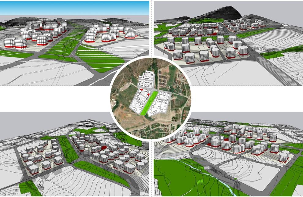 Büyükşehir-TOKİ İşbirliği ile Gebze'ye 300 yeni konut