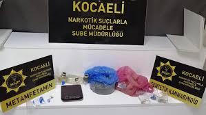 Kocaeli'de uyuşturucu mücadelesinde 86 kişi yakalandı