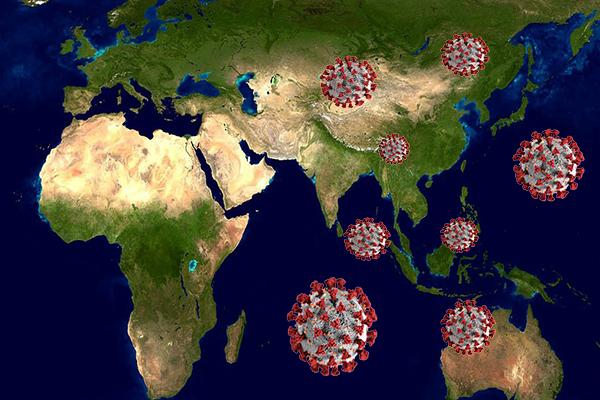 Koronavirüs salgınında vaka sayısı 5 bin 967'ye ulaştı