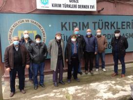 Pandemi'de Kırım Türkleri