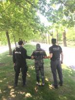 Kaçak midyeciler yakalandı
