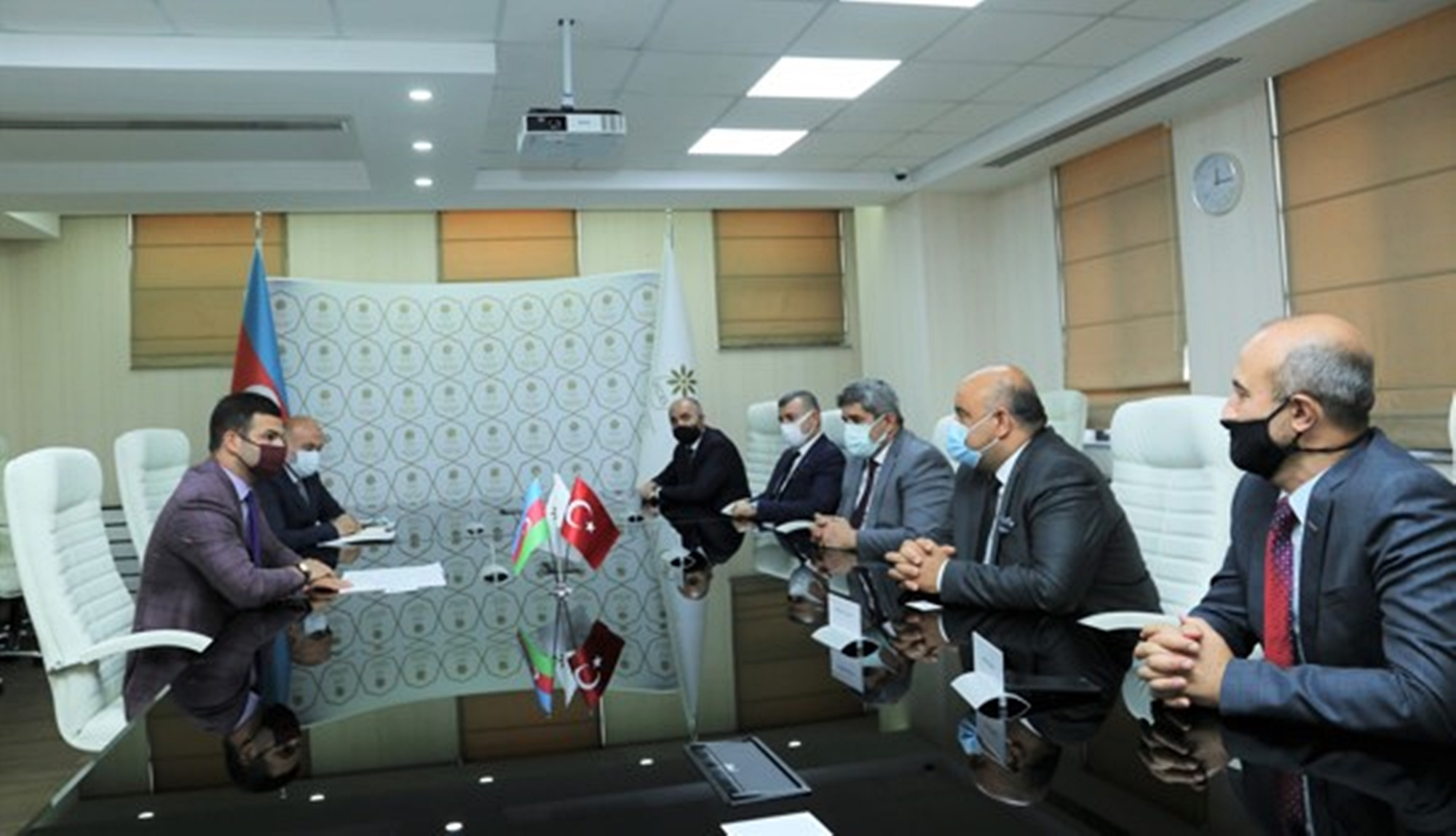KOTO'dan Azerbaycan'da verimli görüşmeler