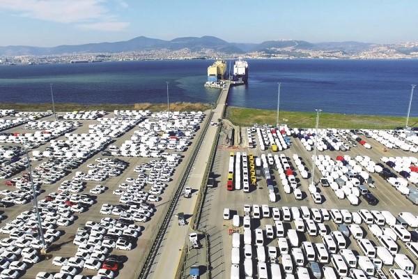 Otomotiv ihracatı mayısta 1,9 milyar dolar oldu